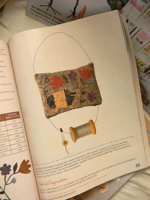 Primitive Quilts And Projects Magazine Summer 2016