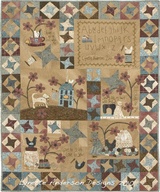 Block of the Month Quilt Clubs